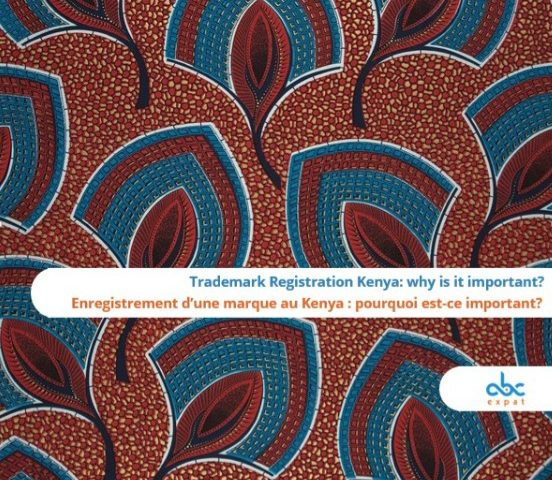 Trademark registration Kenya
